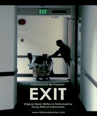 'Exit' movie poster