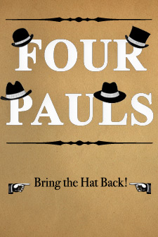 'Four Pauls' movie poster