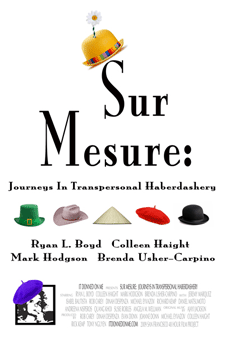 'Sur Mesure: Journeys in Transpersonal Haberdashery' movie poster