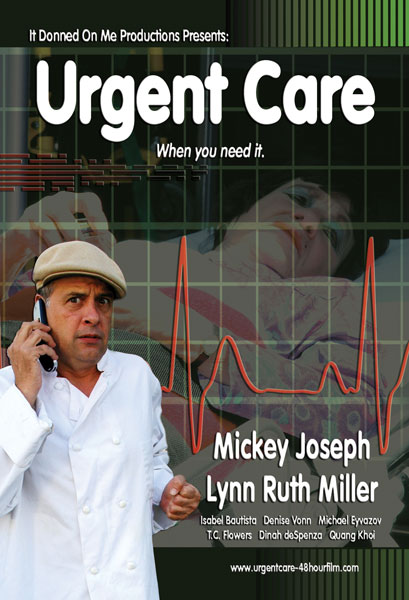 'Urgent Care' movie poster
